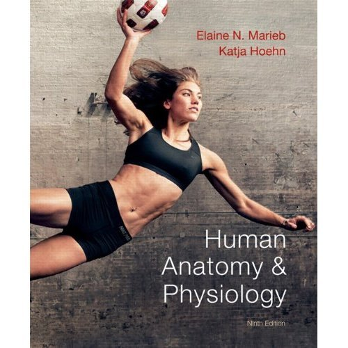 Human Anatomy and Physiology *All Inclusive* (Hardcover,Study Guide, and Unused Access Card!! Guaranteed to Work!) (HUM