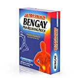 Bengay Ultra Strength, Pain Relieving Patch, Large