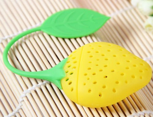 Tea Strainer by Buckle Up   Pack of 1 Strainers   Sieves