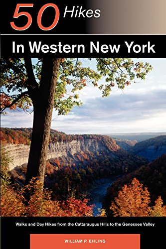 50 Hikes in Western New York: Walks and Day Hikes from the Cattaraugus Hills to the Genessee Valley (Explorer's 50 Hikes) (Western New York compare prices)