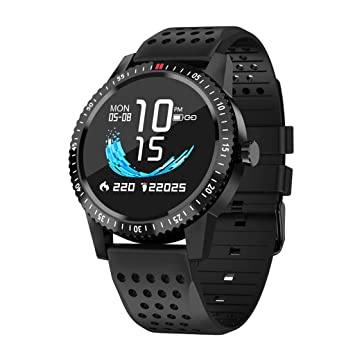 XUWLM Pulsera Smart Watch Fitness IP67 Impermeable Presión ...