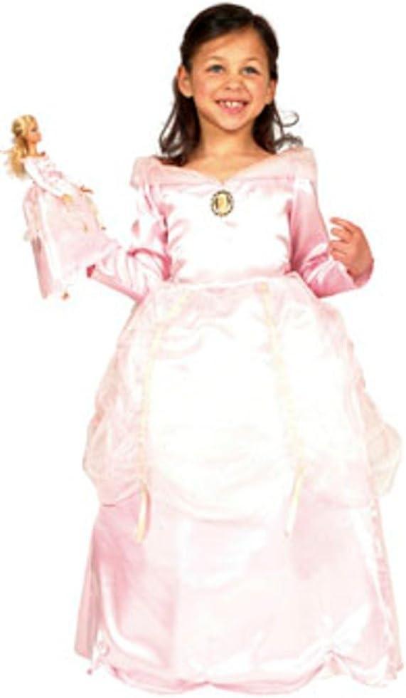 Mattel Disfraz de Barbie para niña: Amazon.es: Juguetes y juegos