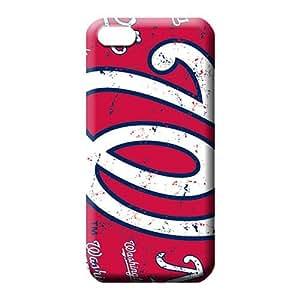iphone 5c Retail Packaging phone cover shell High Quality Series washington nationals mlb baseball