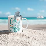 Fred TWO FOR TEA  Infuser and Mug Gift Set, Manatea
