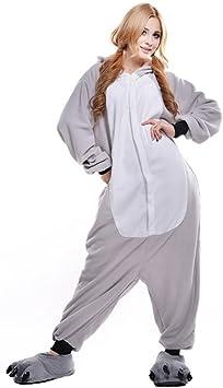 Pijamas Adultos Animales-Disfraz Anime Cosplay Ropa de Dormir ...