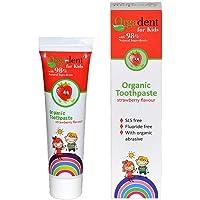 Dentífrico para Niños Sabor Fresas silvestres, con Aloe