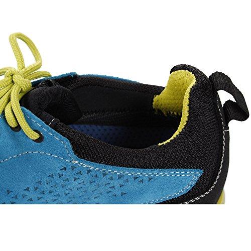 ROOF Stone Zustiegs Grün Blau Schuhe S708Sq