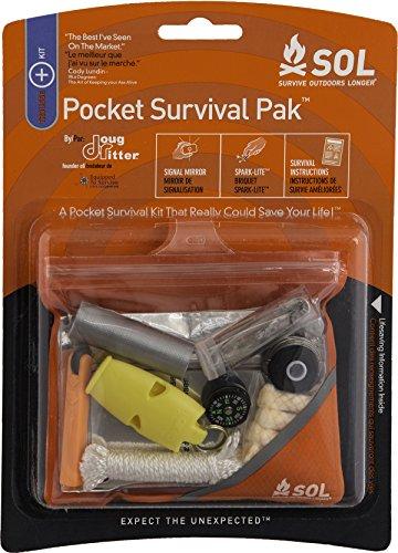 SOL Pocket Survival Pak (Pocket Pack Survival)