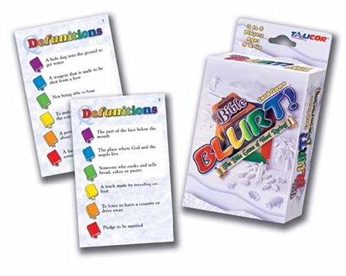Blurt Card Game - Bible Edition ()