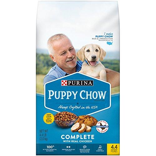 Complete Puppy Food 4.4 lb. Bag