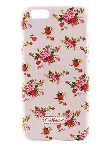 Monkey Cases® iPhone 6 - 4,7 Zoll - Buntes Kunststoff Case for iPhone 6 - Pink Rosen Ranken - Handyhülle - ORIGINAL - NEU/OVP - Pink Rose