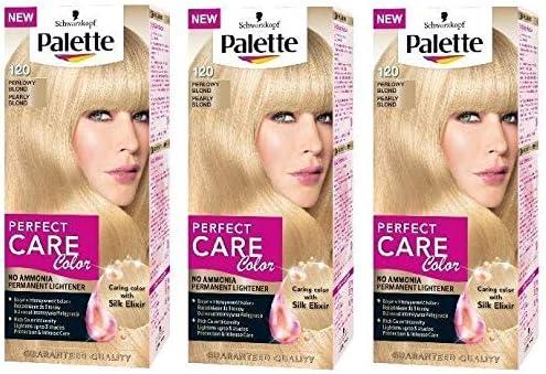 Schwarzkopf Palette Perfect Care - Tinte de pelo de color ...