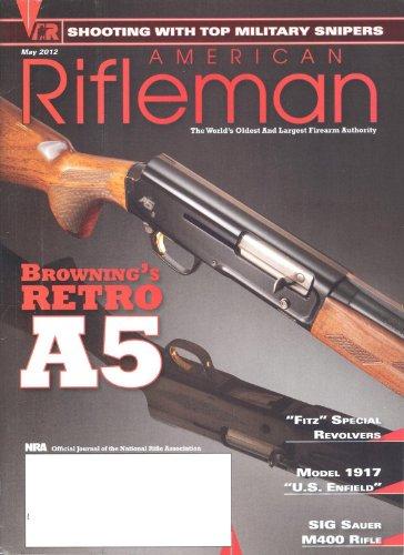 American Rifleman May 2012 Browning's Retro A5