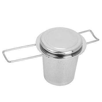 Filtro de Té de Acero Inoxidable Malla Té y Café Infusor ...
