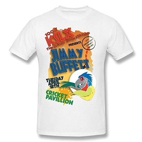 Men's Jimmy Buffett Tour 2015 T-shirt S