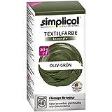 """'Simplicol Tessile colore intenso All In 1–Liquido rezeptur """"verde oliva NEU."""