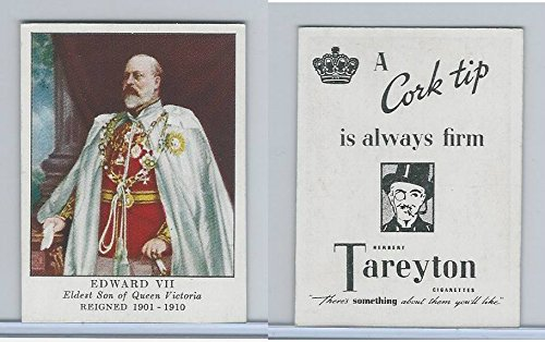 T47 American Tobacco Co., British Sovereigns, 1939, 38. Edward VII - 1901-1910