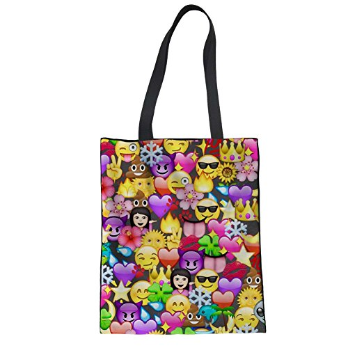 Casual Bag for Shopper Color Advocator Bags Tote Tote Recycled Womens Boys Handbags 5 Girls Gym Sport XPxwY6x