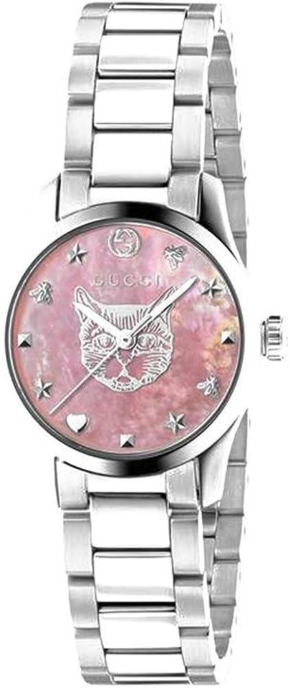 Gucci YA1265013 - Reloj sin temporizador (27 mm)