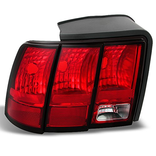 For Ford Mustang 2 Door Coupe Rear Tail Light Tail Lamp Brake Lamp Driver Left Side ()