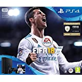 PlayStation 4 500 GB + FIFA 18 [Bundle] - Esclusiva Amazon