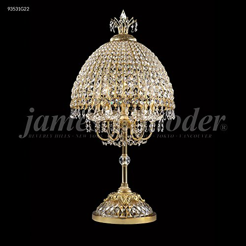 93531G22 IMPERIAL Crystal Table Lamp