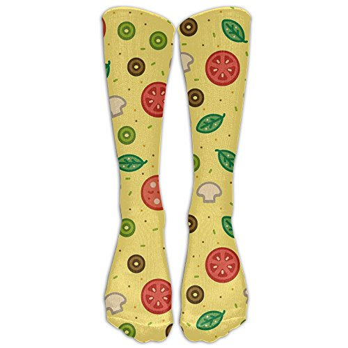 Snack Trap Accessories (Fruit Logo Cool Knee High Socks Long Athletic Sport Socks.)