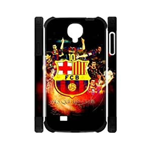 SUNNYGOOD Futsal Futbol club Messi FC Barcelona Custom Dual-Protective Iphone 5/5S 3D