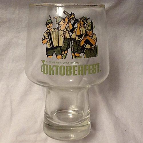 Kitchener-Waterloo Oktoberfest Beverage - Waterloo Glasses