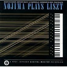 Minoru Nojima Plays Liszt