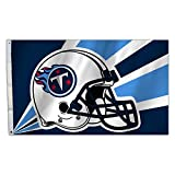 NFL Tennessee Titans 3 by 5 Foot Flag