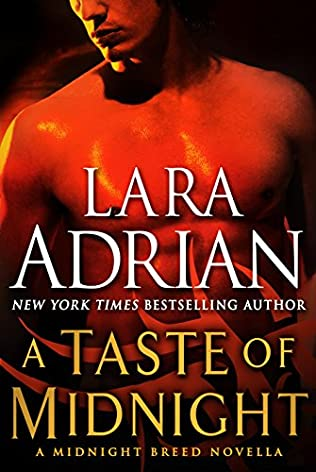book cover of A Taste of Midnight
