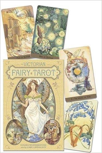 The Victorian Fairy Tarot: Amazon.es: Lunaea Weatherstone ...