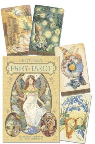 (The Victorian Fairy Tarot )