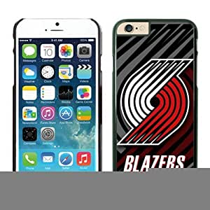 iphone 6 covers,Case for iPhone 6 (4.7 Inch)-NBA portland trail blazers iPhone 6 Cases 6 Black62938_59172