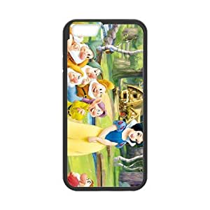 iphone6 4.7 inch Phone Case Black Snow White and the Seven Dwarfs Dopey ES3TY7873090