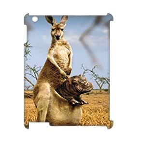 YCHZH Phone case Of Kangaroo Cover Case For IPad 2,3,4