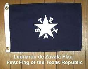 Amazon Com First Republic Of Texas Flag 3 X5 Cotton