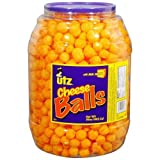 Cheese Balls 1000CT Barrel by UTZ