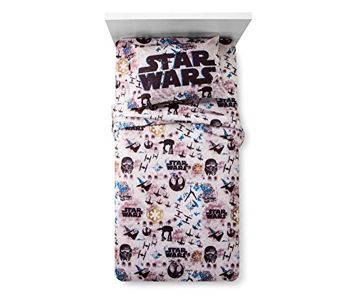 - Disney Rogue One: A Star Wars Story Sheet Set Twin,Beige