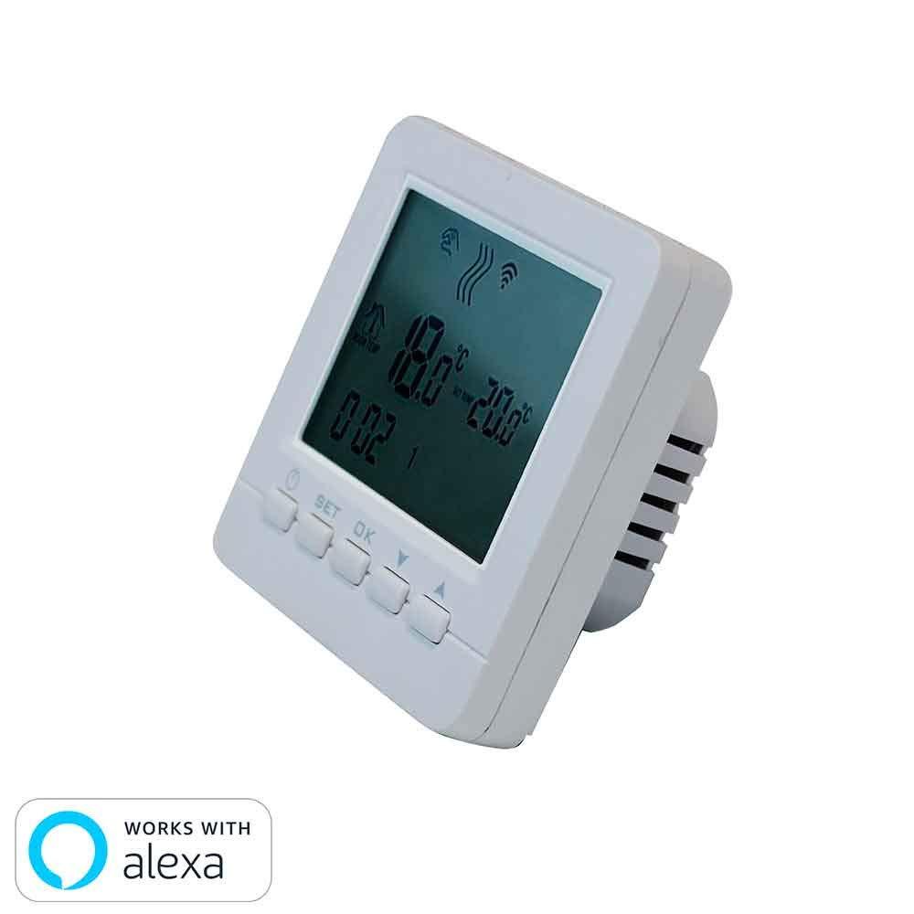 7hSevenOn Home Termostato WiFi para Calefacci/ón o Aire Acondicionado v/ía Smartphone//App