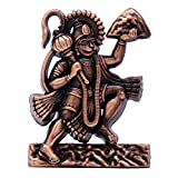 stylewise Brass Lord Hanuman Statue Religious Gift Car Home Office Table Décor