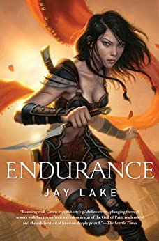 Endurance (Green) by [Lake, Jay]