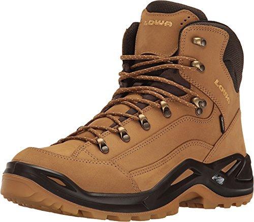 Lowa Men's Renegade GTX Mid Sahara/Dark Brown Boot