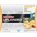 OSCAR MAYER LUNCHABLES UPLOADED NACHOS GRANDE PACK OF 3