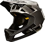 Fox Racing Proframe Helmet Black/Silver, XL Review