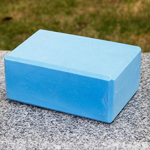 1 Pcs Yoga Block Brick Foaming Foam Home Exercise Practice