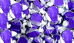 Salt Water Taffy Purple Grape Flavored 3 Pound (48 Oz)