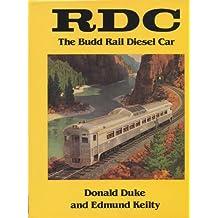 Rdc: The Budd Rail Diesel Car