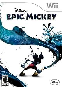 Disney Epic Mickey - Wii Standard Edition